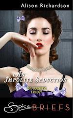 Impolite Seduction (Mills & Boon Spice) af Alison Richardson
