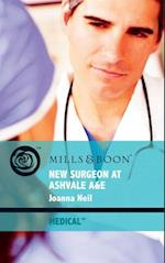 New Surgeon at Ashvale A&E (Mills & Boon Medical)