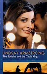 Socialite and the Cattle King (Mills & Boon Modern) af Lindsay Armstrong