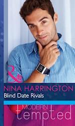 Blind Date Rivals (Mills & Boon Modern Heat)