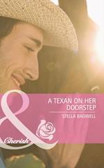 Texan on Her Doorstep (Mills & Boon Cherish) (Famous Families, Book 2)