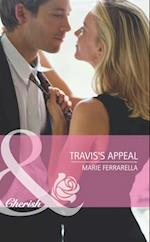 Travis's Appeal (Mills & Boon Cherish) (Kate's Boys, Book 4)