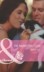 Nanny Solution (Mills & Boon Cherish)