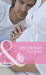Lone Star Daddy (Mills & Boon Cherish) (Men of the West, Book 17)