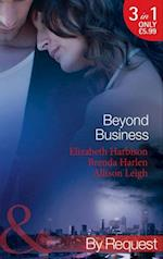 Beyond Business: Falling for the Boss / Her Best-Kept Secret / Mergers & Matrimony (Mills & Boon By Request) af Elizabeth Harbison