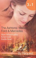 Ashtons: Walker, Ford & Mercedes af Sheri WhiteFeather