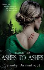 Blood Ties Book Three: Ashes To Ashes af Jennifer Armintrout