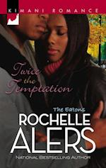 Twice the Temptation (Mills & Boon Kimani) (The Eatons, Book 4) af Rochelle Alers