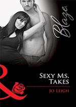 Sexy Ms. Takes (Mills & Boon Blaze)