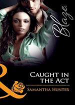Caught in the Act (Mills & Boon Blaze) (Dressed to Thrill, Book 2) af Samantha Hunter