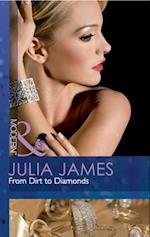 From Dirt to Diamonds (Mills & Boon Modern)