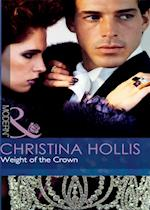 Weight of the Crown (Mills & Boon Modern)