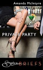 Private Party (Mills & Boon Spice Briefs) af Amanda Mcintyre