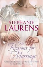 Reasons For Marriage (Lester Family Saga) af Stephanie Laurens