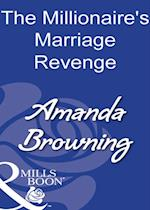 Millionaire's Marriage Revenge (Mills & Boon Modern) af Amanda Browning