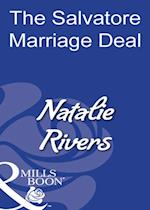 Salvatore Marriage Deal (Mills & Boon Modern) af Natalie Rivers