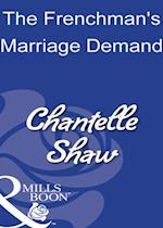 Frenchman's Marriage Demand (Mills & Boon Modern)