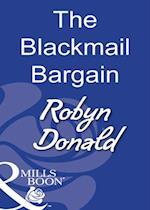Blackmail Bargain (Mills & Boon Modern)