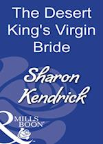 Desert King's Virgin Bride (Mills & Boon Modern)