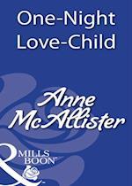 One-Night Love Child (Mills & Boon Modern)