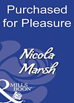 Purchased for Pleasure (Mills & Boon Modern)