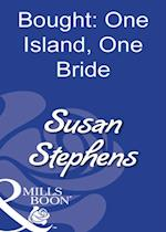 Bought: One Island, One Bride (Mills & Boon Modern)