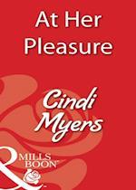 At Her Pleasure