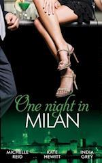 One Night in... Milan: The Italian's Future Bride / The Italian's Chosen Wife / The Italian's Captive Virgin (Mills & Boon M&B)