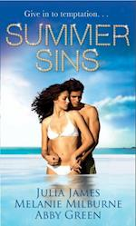 Summer Sins: Bedded, or Wedded? / Willingly Bedded, Forcibly Wedded / The Mediterranean Billionaire's Blackmail Bargain (Mills & Boon M&B)