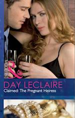 Claimed: The Pregnant Heiress (Mills & Boon Modern) (The Takeover, Book 1)