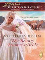 Bounty Hunter's Bride (Mills & Boon Historical) af Victoria Bylin
