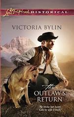 Outlaw's Return (Mills & Boon Historical) af Victoria Bylin