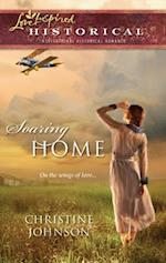 Soaring Home (Mills & Boon Historical) af Christine Johnson