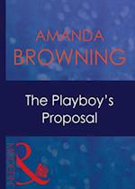Playboy's Proposal af Amanda Browning