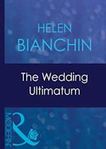 Wedding Ultimatum af Helen Bianchin