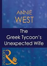 Greek Tycoon's Unexpected Wife (Mills & Boon Modern) (In the Greek Tycoon's Bed, Book 3)