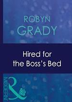 Hired For The Boss's Bedroom (Mills & Boon Modern) (Her Irresistible Boss, Book 1)