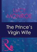 Prince's Virgin Wife (Mills & Boon Modern) (Royal Brides, Book 1)