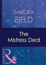 Mistress Deal (Mills & Boon Modern) (Christmas, Book 25)