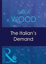 Italian's Demand (Mills & Boon Modern) (Italian Husbands, Book 1) af Sara Wood