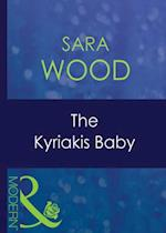 Kyriakis Baby (Mills & Boon Modern) (Greek Tycoons, Book 3)