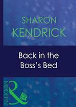 Back In The Boss's Bed (Mills & Boon Modern) (9 to 5, Book 19)