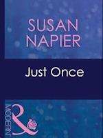 Just Once (Mills & Boon Modern)