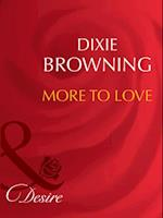 More To Love af Dixie Browning