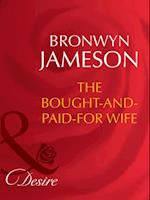 Bought-and-Paid-For Wife