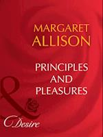 Principles And Pleasures (Mills & Boon Desire) af Margaret Allison