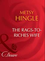 Rags-To-Riches Wife af Metsy Hingle