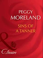 Sins Of A Tanner (Mills & Boon Desire) (The Tanners of Texas, Book 5) af Peggy Moreland
