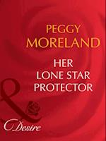 Her Lone Star Protector (Mills & Boon Desire) (Texas Cattleman's Club: The Last, Book 2) af Peggy Moreland