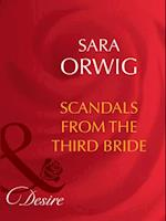 Scandals from the Third Bride (Mills & Boon Desire) (The Wealthy Ransomes, Book 3) af Sara Orwig